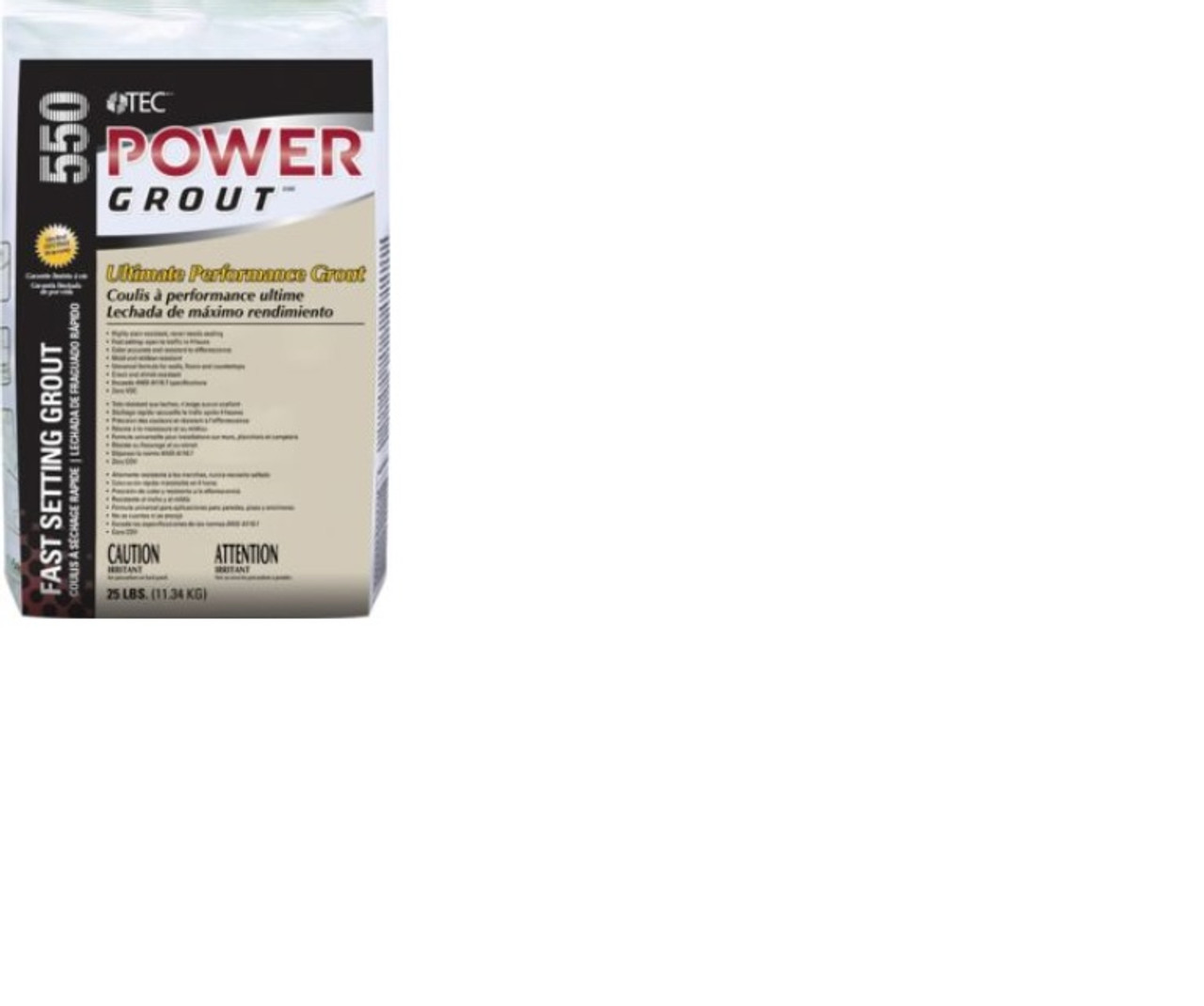 TEC POWER GROUT - FREE SHIPPING