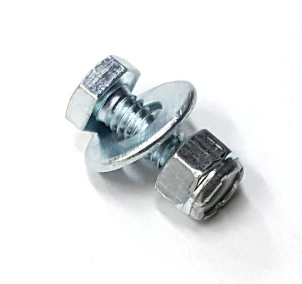Bolt And Washer >> Locking Nut Bolt Washer