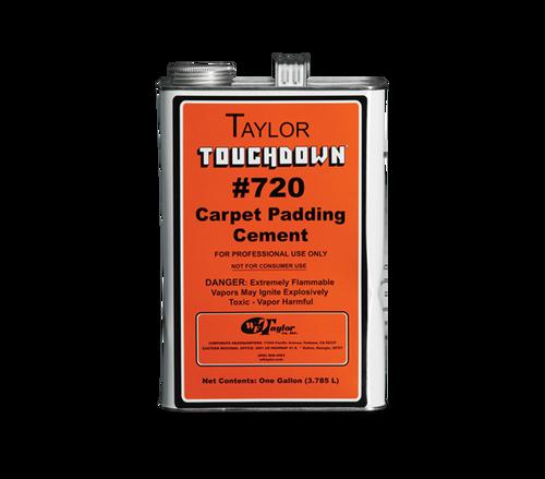Taylor 720 Carpet Pad Adhesive 1 Gallon Tile Tools Hq