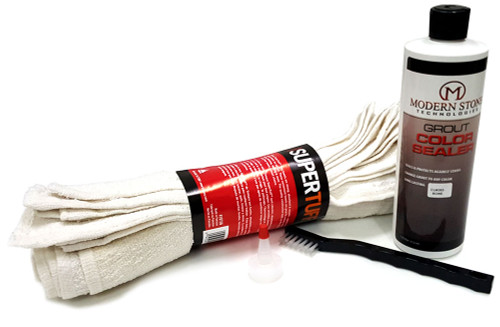 Grout Stain Color Seal Kit C Cure Colors Basic