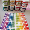 Stencil Butter Collection,  Mardi Gras Pack, The Crafters Workshop Paste and paint with free shipping