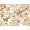 Amiable Roses Rice Paper by ReDesign with Prima with Free Shipping