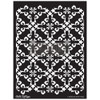 Cece Restyled Gothic Trellis Stencil from ReDesign with Prima and  Free Shipping