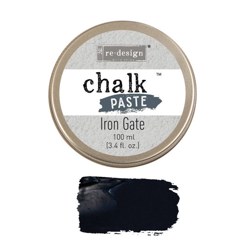 Irongate Chalk Paste for stencils, furniture, painting with free shipping
