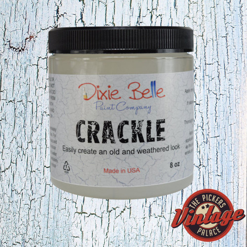 Dixie Belle Crackle, Create an Aged Weathered Look