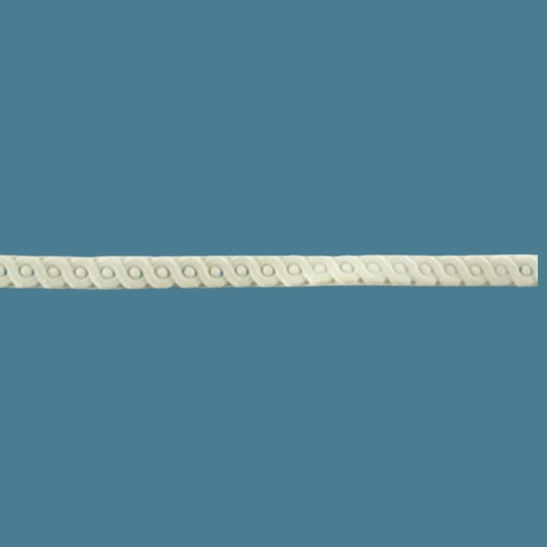 T42 Small Art Deco Trim by EFEX  Silicone Moulding, Made In USA, Free Shipping