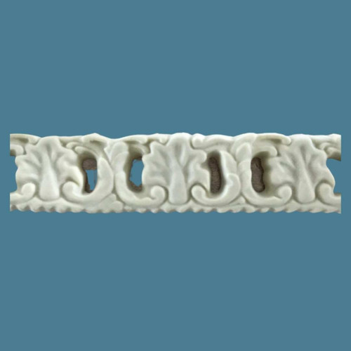 T26 Chunky French Floral Trim from EFEX  Made In USA, Free Shipping