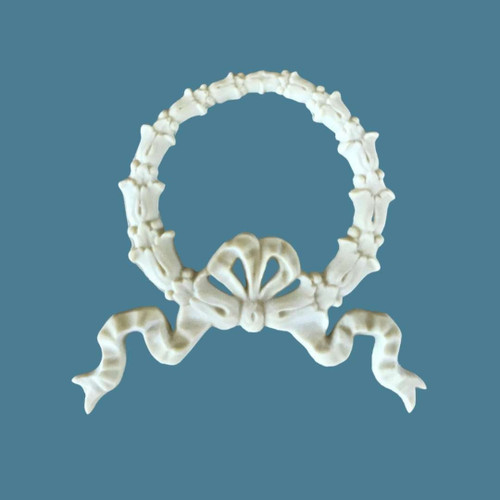 B7 Wreath Bow with French Ribbons by EFEX with Free Shipping