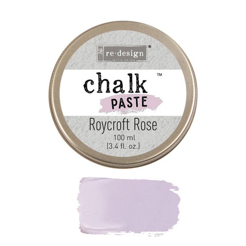 Roycraft Rose Chalk Paste from Redesign with Prima with free shipping