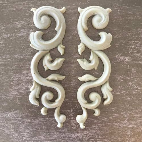 SC49  Large Pair of Scrolls from  EFEX,  Made USA, Free Shipping
