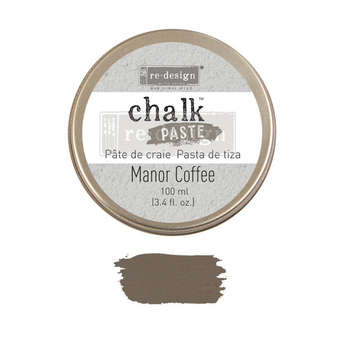 Manor Coffee Chalk Paste from Redesign with Prima  with free shipping