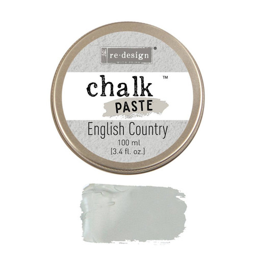 English Country Chalk  Paste from Redesign with Prima