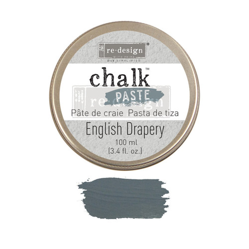English Drapery Chalk Paste from Redesign with Prima