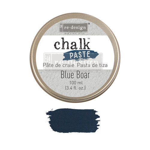 Blue Boar Chalk Paste from Redesign with Prima