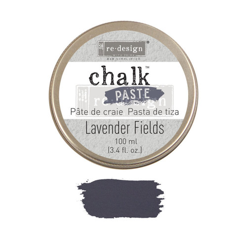 Lavender Fields  Chalk Paste from Redesign with Prima  with free shipping