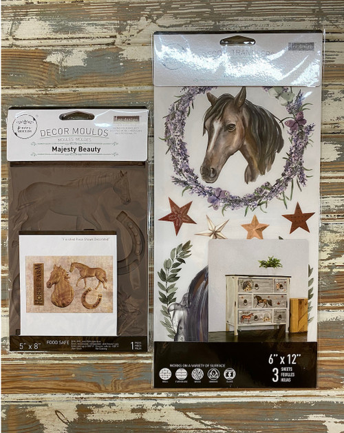 The HORSE LOVERS bundle: New Redesign Horse Mold and Wild Soul Horse Transfers in one awesome deal with Free shipping The HORSE LOVERS bundle: New Redesign Horse Mold and Wild Soul Horse Transfers in one awesome deal with Free shipping