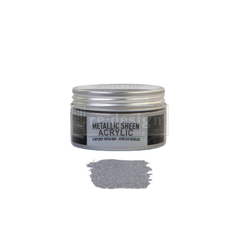 Metallic Sheen  Fluid Mercury from Redesign with Prima and free shipping