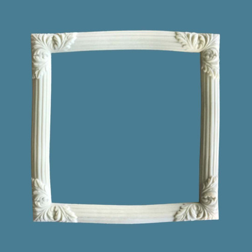 F21 Square Frame with Flowers from EFEX , Made USA, Free Shipping
