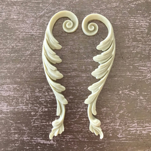 SC15 Shabby Chic Scrolls from EFEX , Made USA, Free Shipping