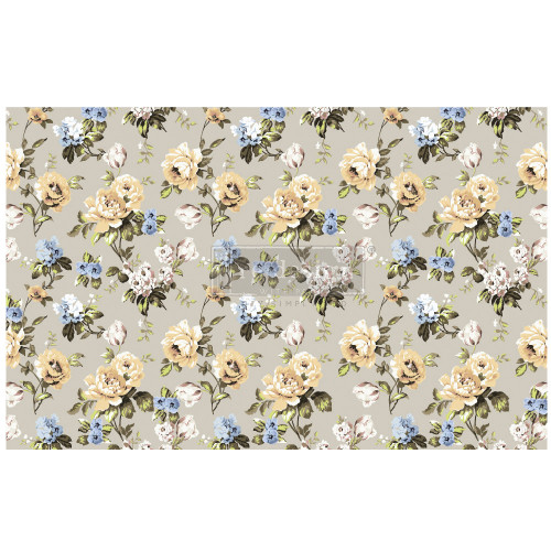 Marigold  Mulberry  Decoupage Tissue Paper,  Free Shipping by  Re-Design with Prima