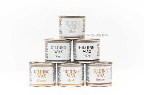 Gilding Wax Set: Get all 6 Dixie Belle Gilding Wax colors with free shipping