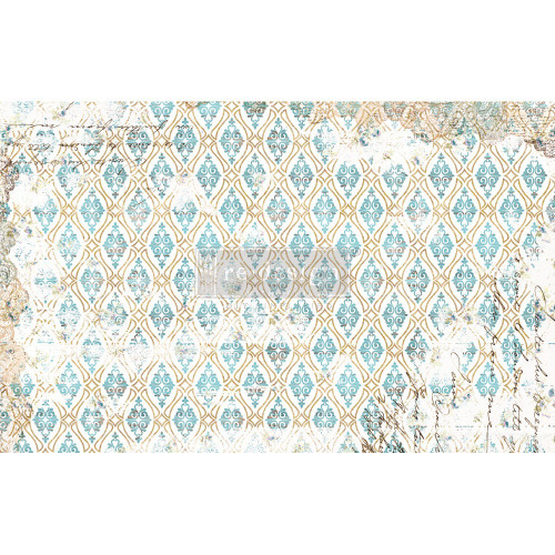 DISTRESSED DECO  Decoupage Mulberry Tissue Paper from Redesign with Prima