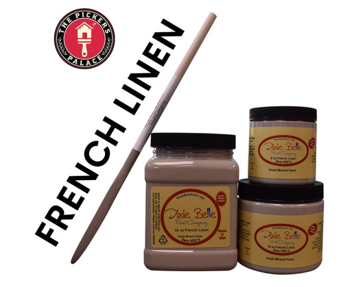 French Linen Dixie Belle Chalk Paint French Linen Dixie Belle Chalk Paint