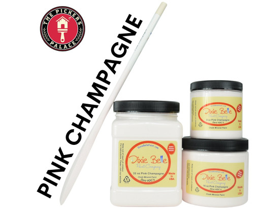 Pink Champagne Dixie Belle Chalk Paint Pink Champagne Dixie Belle Chalk Paint