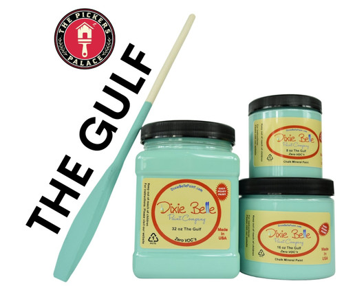 The Gulf Dixie Belle Chalk Paint The Gulf Dixie Belle Chalk Paint