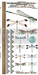 Affordable transfers! Spring Dragonfly Small Rub On Furniture Transfer  with FREE Shipping