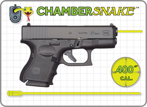 ChamberSnake for .40 Cal. S&W