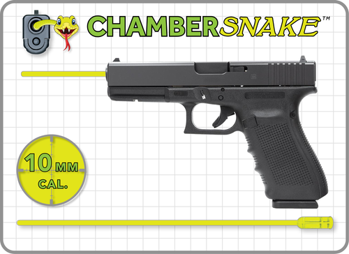 ChamberSnake for 10mm Hand Gun