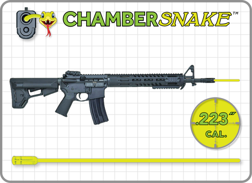 ChamberSnake for .223 Cal. Rifles