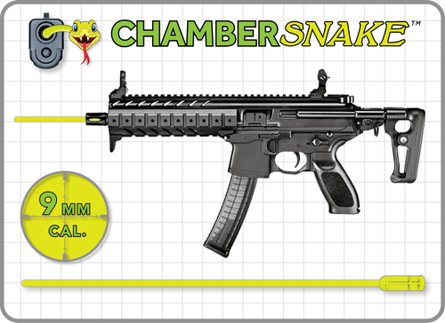 ChamberSnake for 9mm : 12.5″ Extension