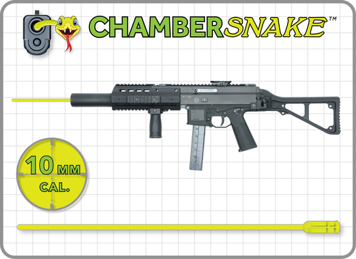 ChamberSnake for 10mm Submachine Guns