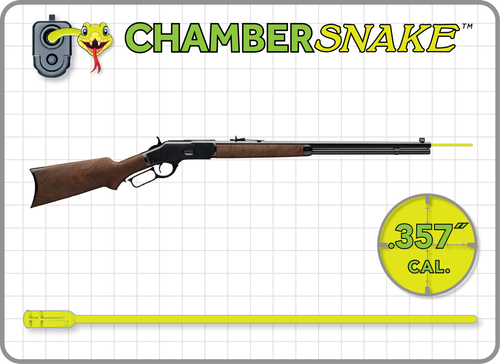 ChamberSnake for .357 Cal. Rifles