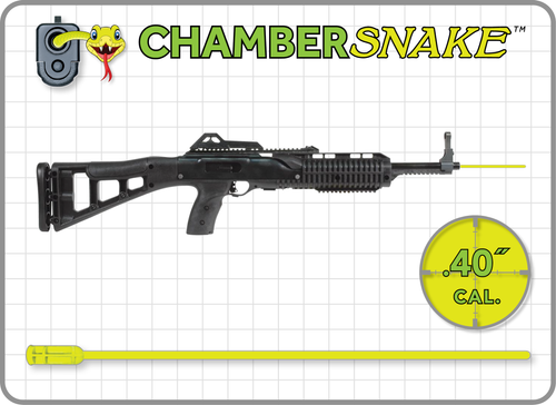ChamberSnake for .40 Cal. Rifles