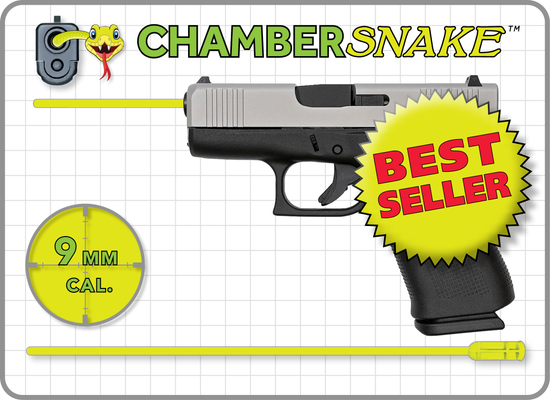 ChamberSnake for 9mm