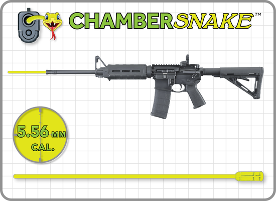 ChamberSnake for 5.56mm Rifles