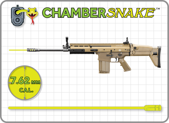 ChamberSnake for 7.62mm : 38″Extension