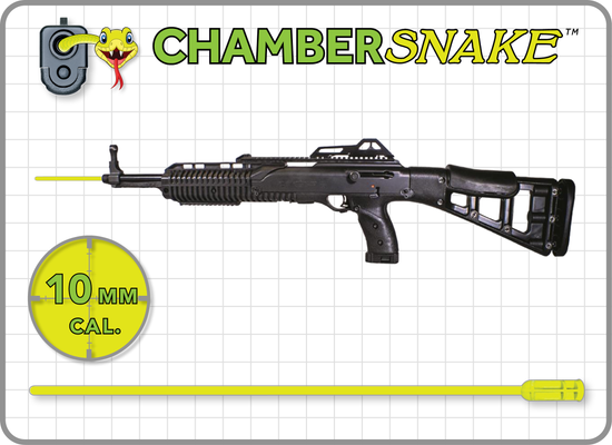 ChamberSnake for 10mm : 38″ Extension