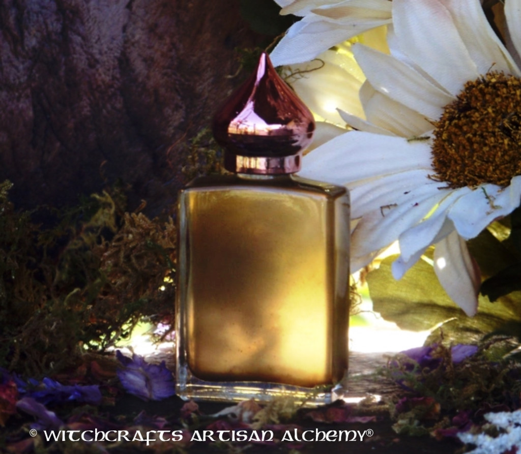 AMBER OUD Artisan Perfume Oil by Witchcrafts Artisan Alchemy