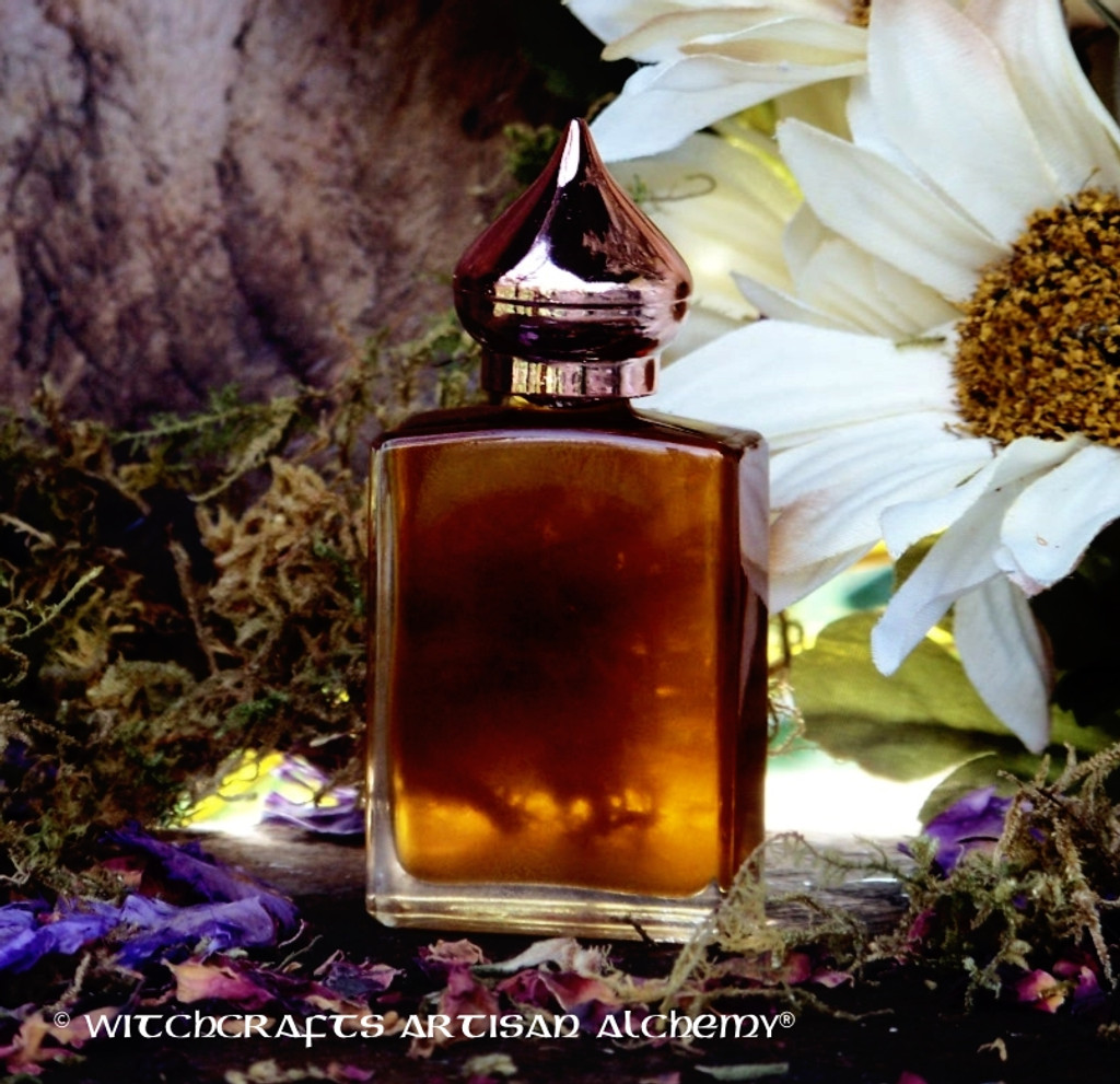 OLD CRAFT ALCHEMY Artisan Perfume Oil by Witchcrafts Artisan Alchemy