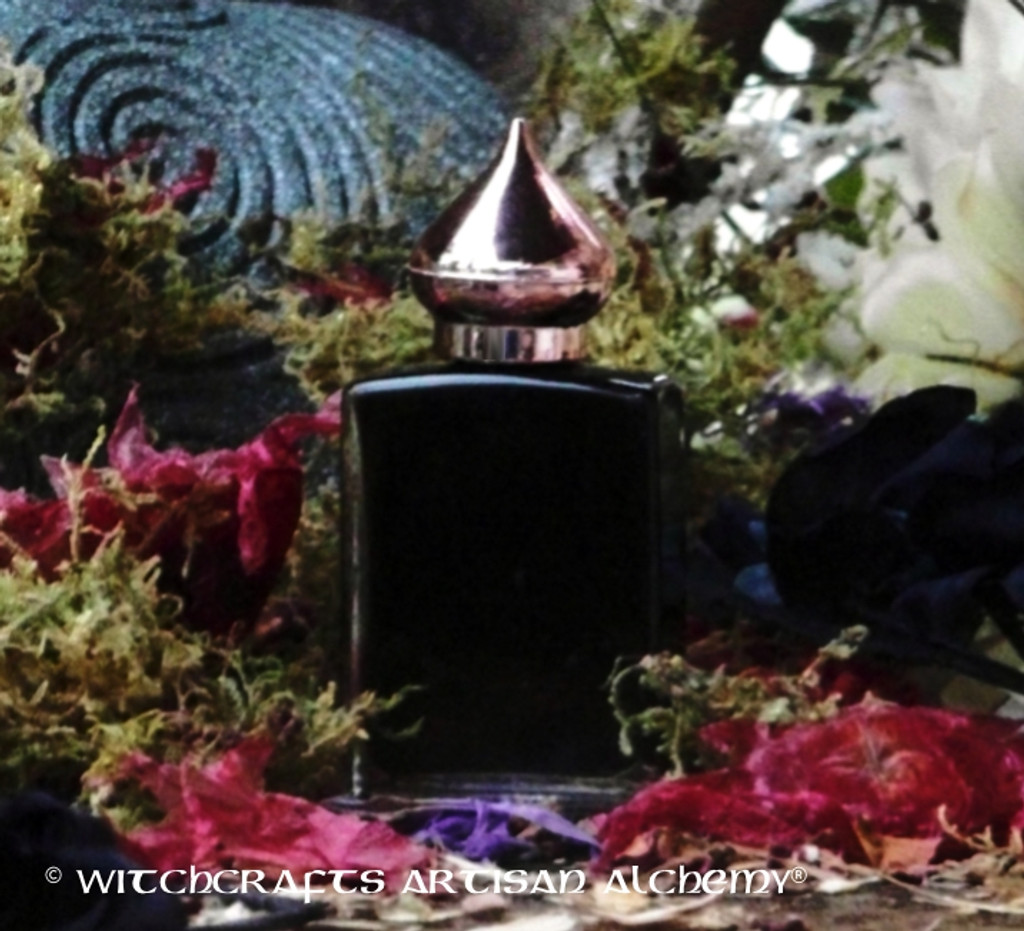 MYSTÈRE Artisan Perfume Oil by Witchcrafts Artisan Alchemy