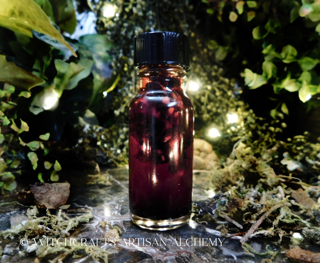 """WITCHBERRY Artisan Alchemist """"Signature Collection"""" Ritual Oil"""