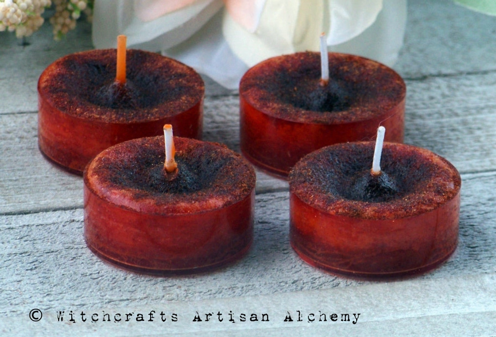 CINNAMON SPICE Artisan Tealight Candles