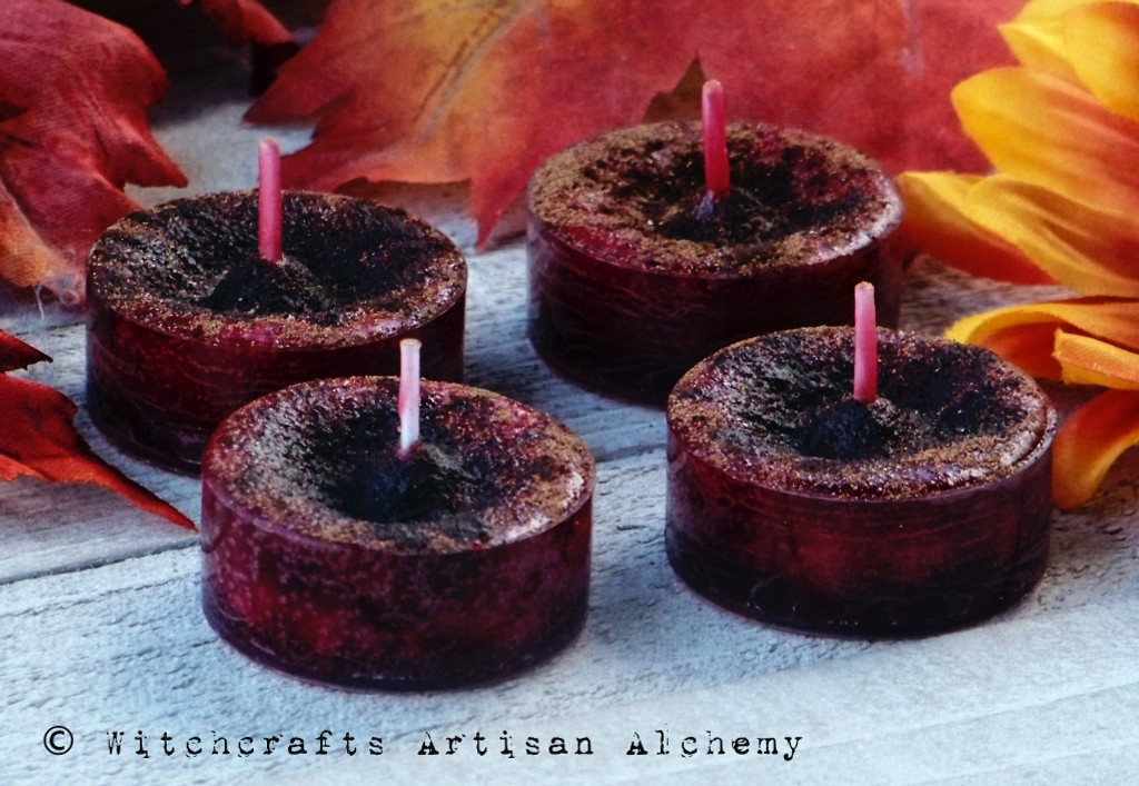 HARVEST HOME Artisan Tealight Candles
