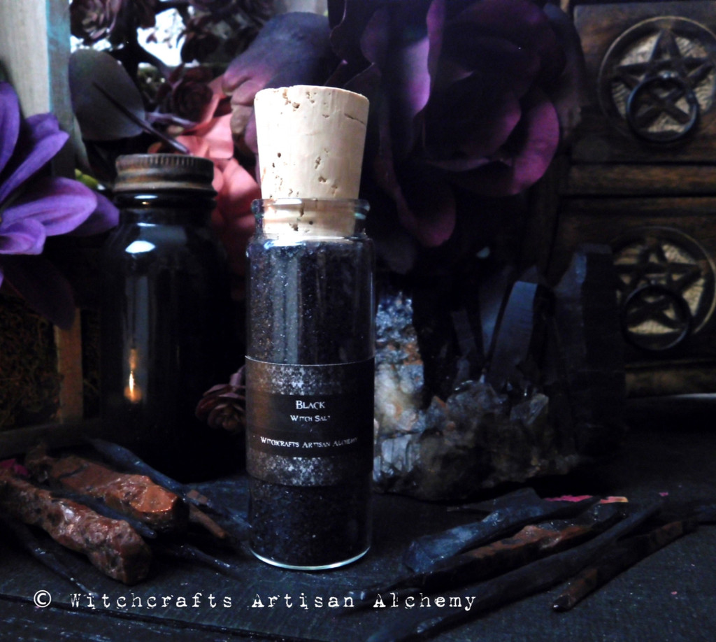 Witch's Black Salt