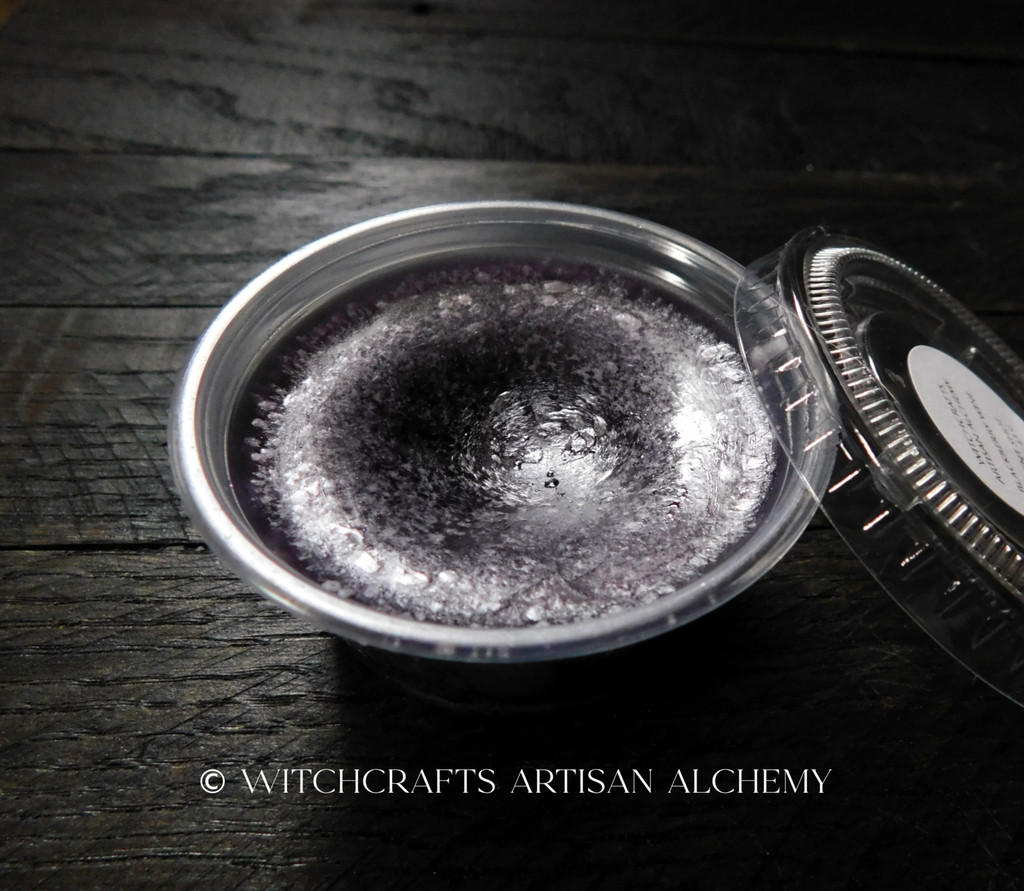 WITCH'S BLACKBERRY BREW Highly Scented Deep Purple Wax Scent Shot
