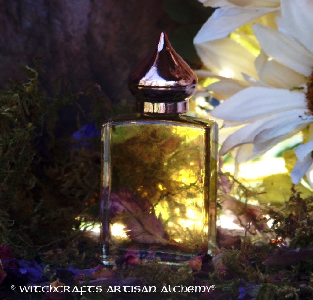 RUTHVAH Aleister Crowley's Elixir of Love by Witchcrafts Artisan Alchemy
